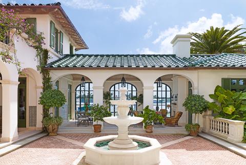 Betsy Shiverick Palm Beach Home