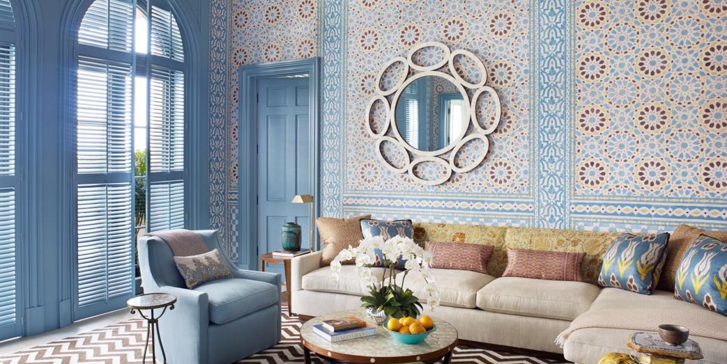 20 Unexpected Wallpaper Design Ideas Best Home Wallpaper