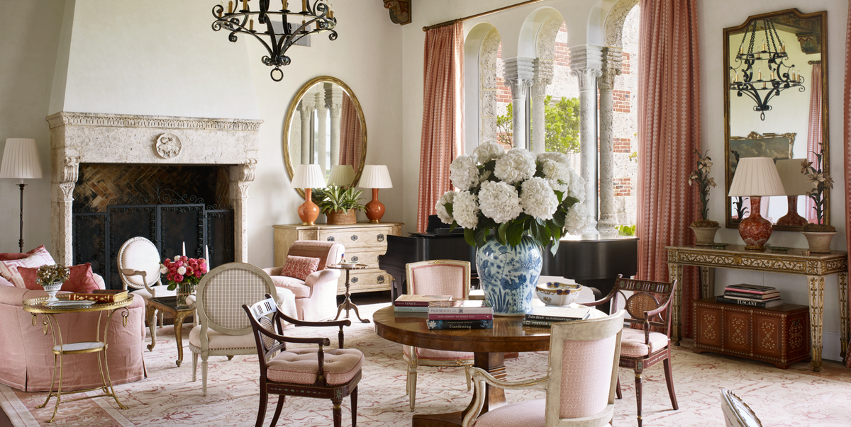 See Inside A Fabled 1920s Palm Beach Mansion Revival