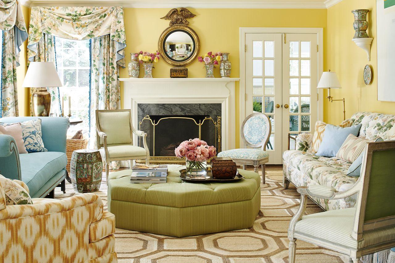 Sikes Living Room Alabama Veranda