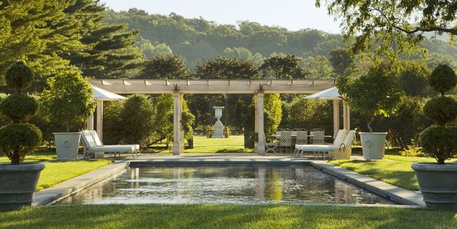 21 Best Pergola Design Ideas 2020, Garden Treasure Pergola