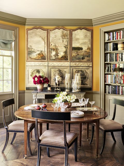 james carter birmingham home dining room