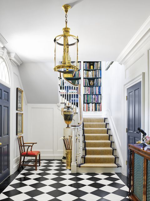 james carter birmingham home hallways