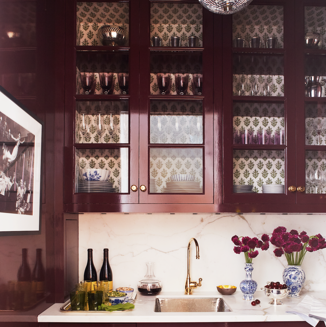 Butler's Pantry with Wine