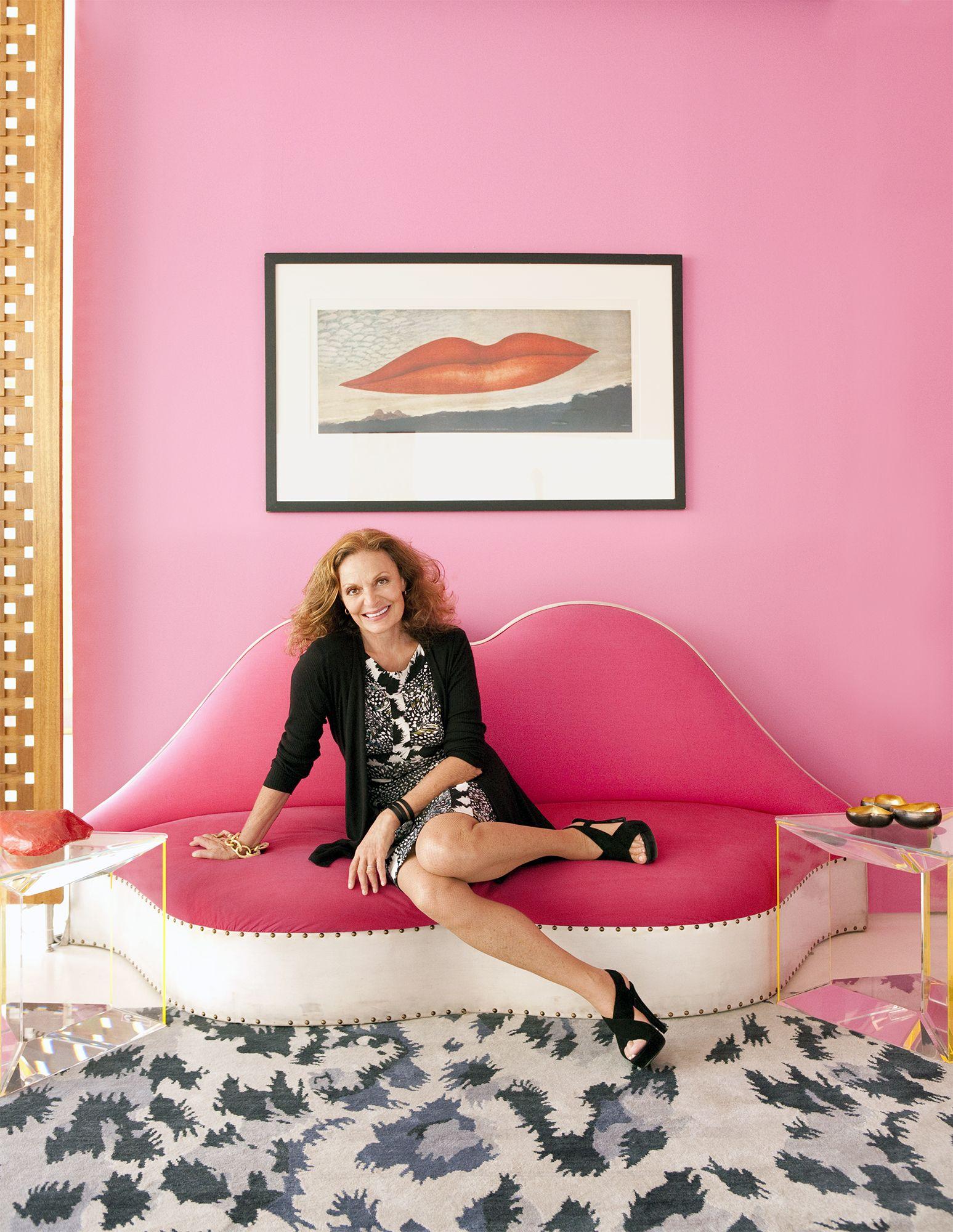 sofa - famous people