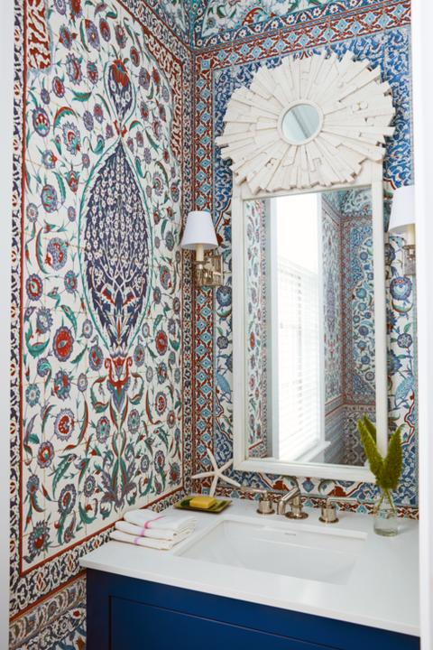 Miles Redd Designer Bathroom