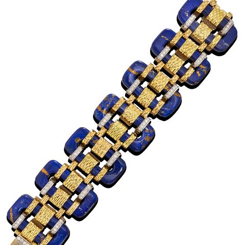david webb tread bracelet