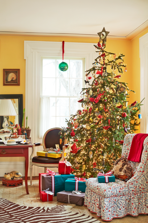 Christmas Tree Living Room Ideas.12 Christmas Tree Ideas Best Holiday Decorations For The Tree