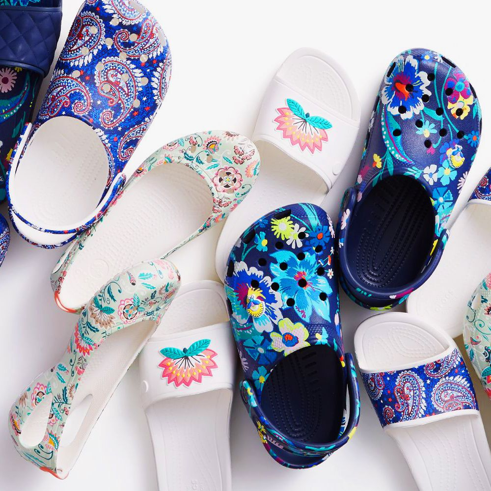 Vera Bradley Crocs Are the Only Shoes