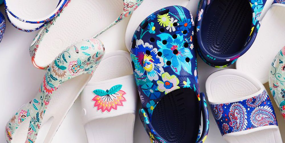 Vera Bradley Crocs Are The Only Shoes You Ll Want To Wear