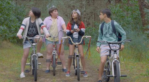 TVG estrena una serie inspirada en 'Verano Azul'