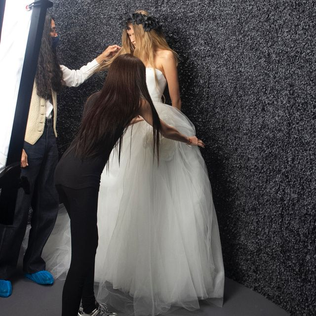 Vera Wang Is Rebranding Her Bridal Business With The Launch Of A New Accessibly Priced Collection