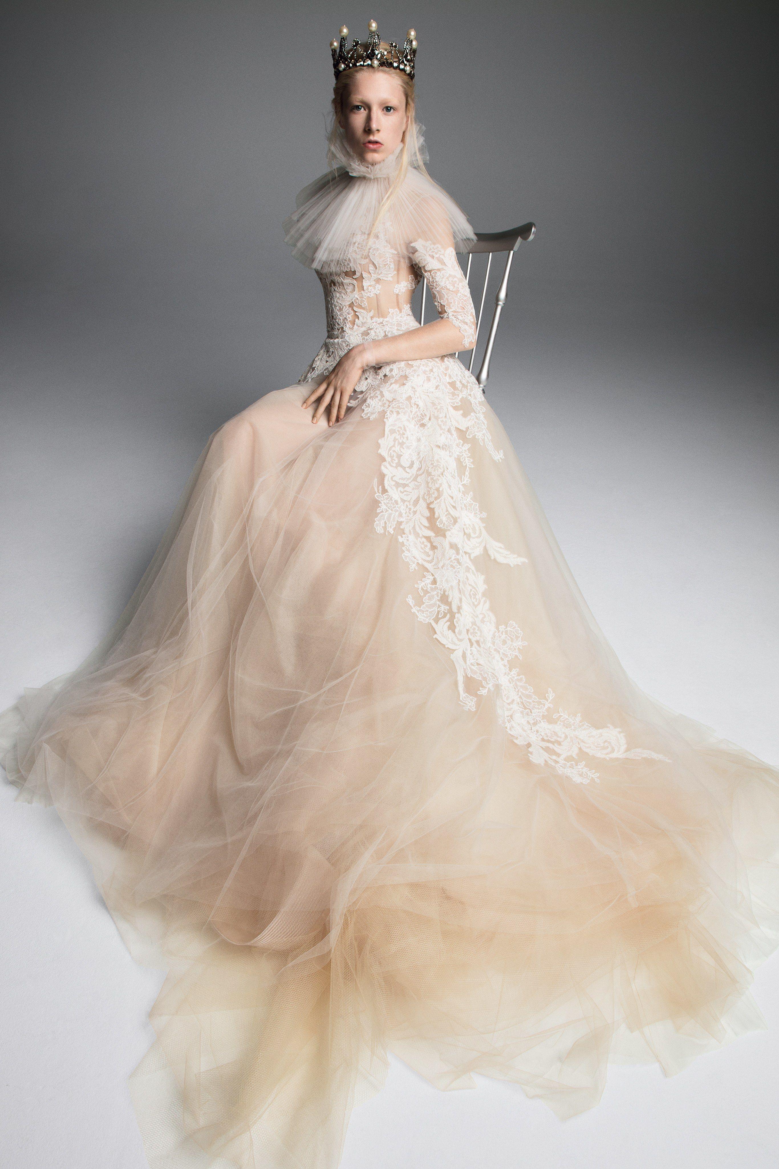 Los Vestidos De Novia Más Bellos Para 2019 Novias 2019