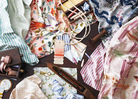 The History of Silk - Modern French-Inspired Silks