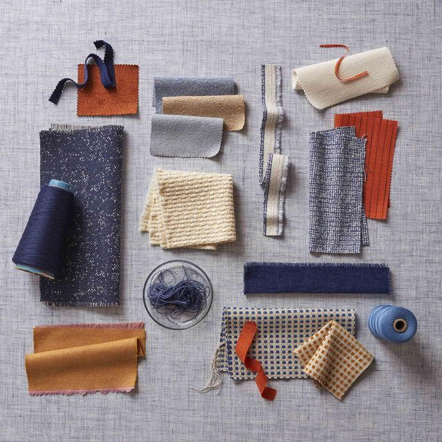 recycled yarns   innovative reuse cuts down on the 17 million tons of textile waste left behind annually, and the results are game changing