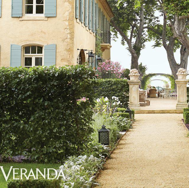 veranda zoom background french chateau