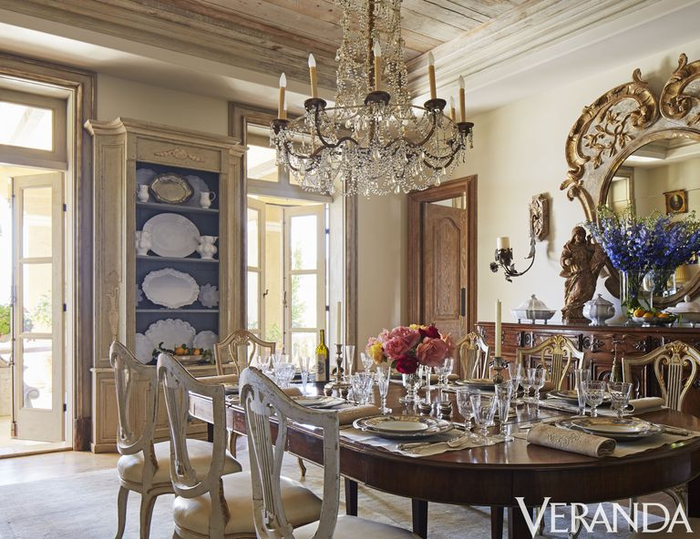 Designer Dining Rooms & Decor