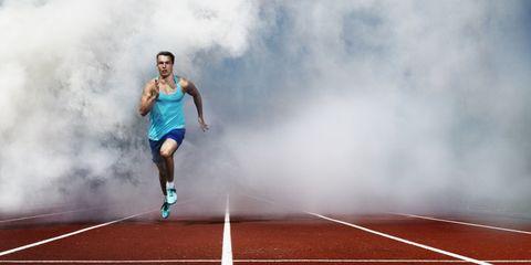 Verbrand je met wandelen meer vet dan met rennen?