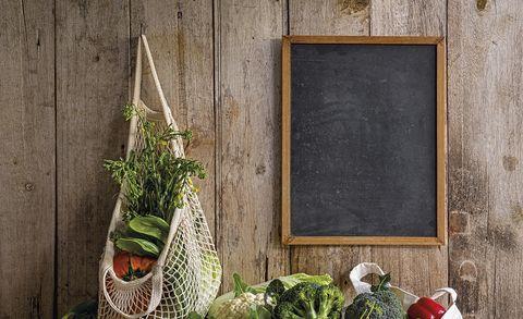 Dieta vegetariana: Verduras