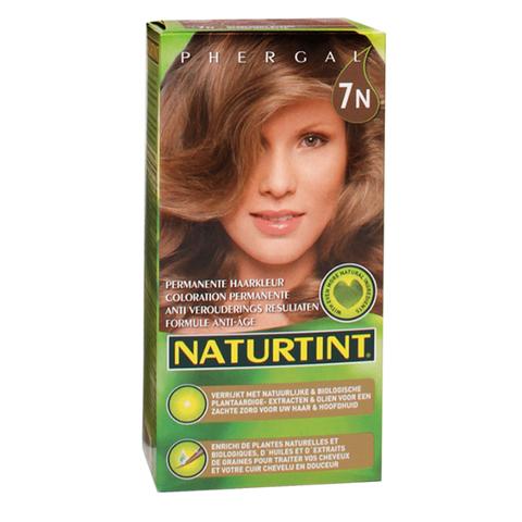 naturtint haarverf hazelnoot blond