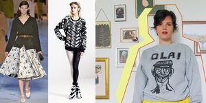 verlanglijst van, catherine wolfs, monet, kunstzinnige mode,