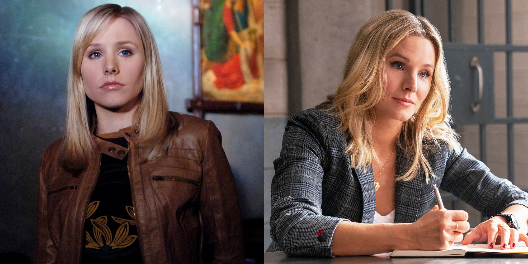 The Veronica Mars Cast, Then and Now