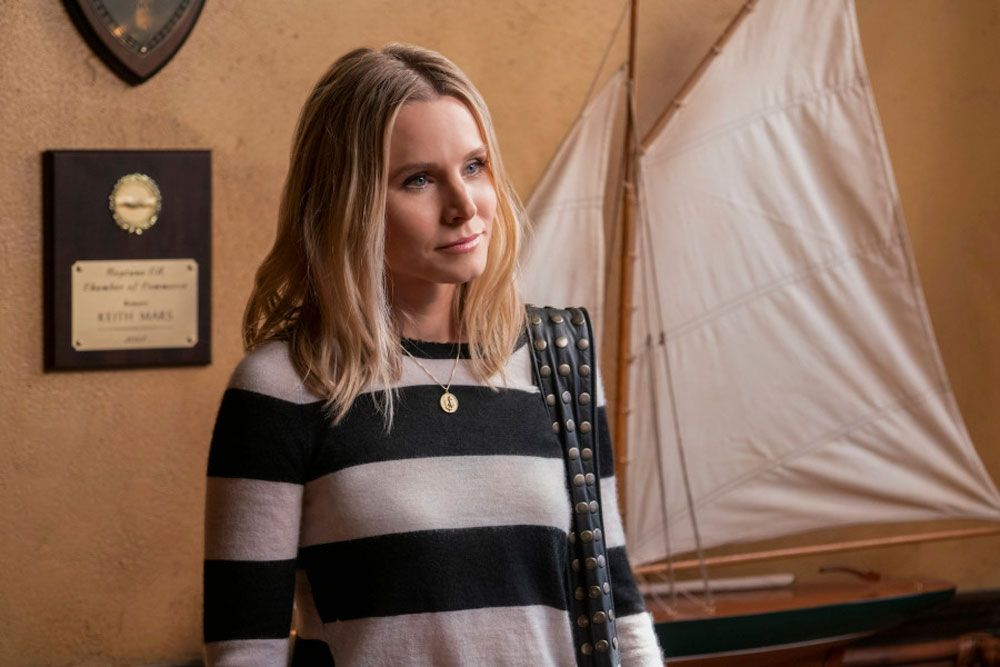 Veronica Mars' Kristen Bell explains why that controversial Logan moment had to happen