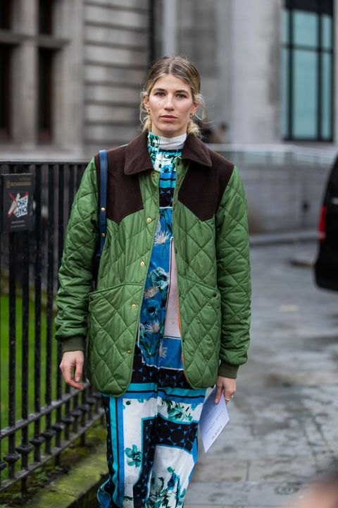street style lfw february 2020