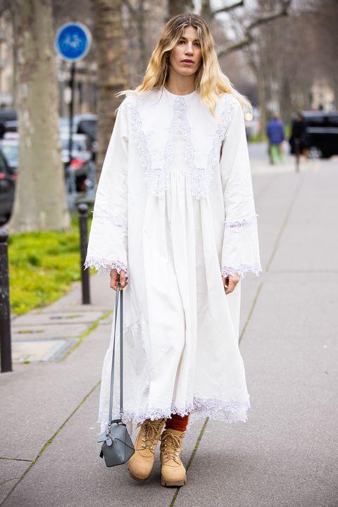 street style    paris fashion week   womenswear fallwinter 20202021  day five
