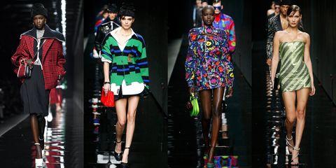 Fashion model, Clothing, Fashion, Fashion design, Street fashion, Fashion show, Event, Eyewear, Performance, Dress,