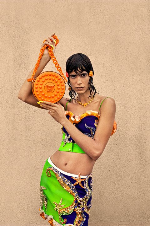 versace la medusa handbag