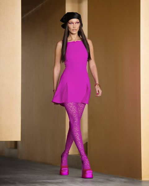 versace panty kleur