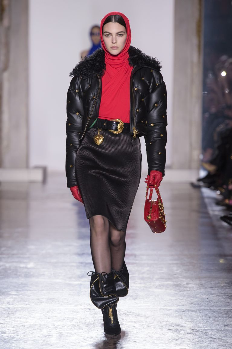 Versace Fall 2018