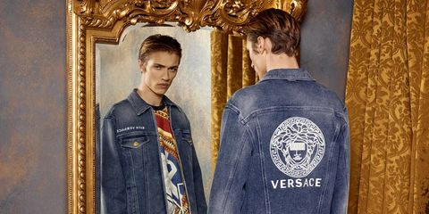 Versace's Latest Collab Is The Stuff Of Opulent Streetwear Dreams