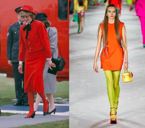 verschrikkelijke modetrends van vroeger zijn terug