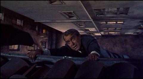 Jimmy Stewart Vertigo Alfred Hitchcock