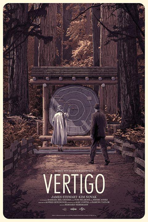 VERTIGO by Matthew Woodson