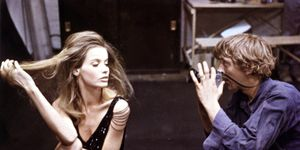 Blow-up, Veruschka, David Hemmings, 1966, Michelangelo Antonioni