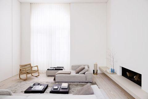 Amsterdam home minimalism modern Jen Alkema