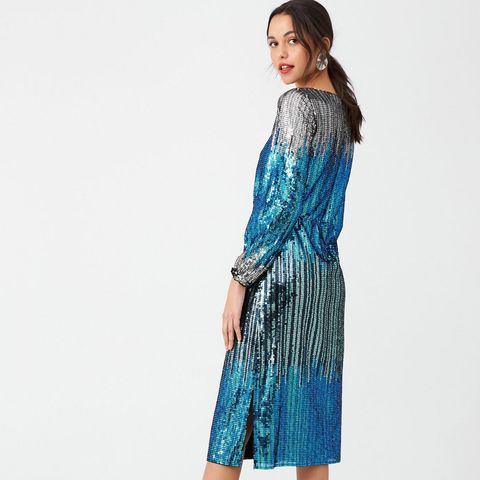 This Very sequin party dress looks designer at a fraction of the price