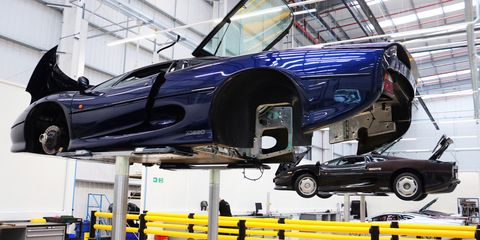 Vehicle, Car, Supercar, Sports car, Jaguar xj220, Coupé,