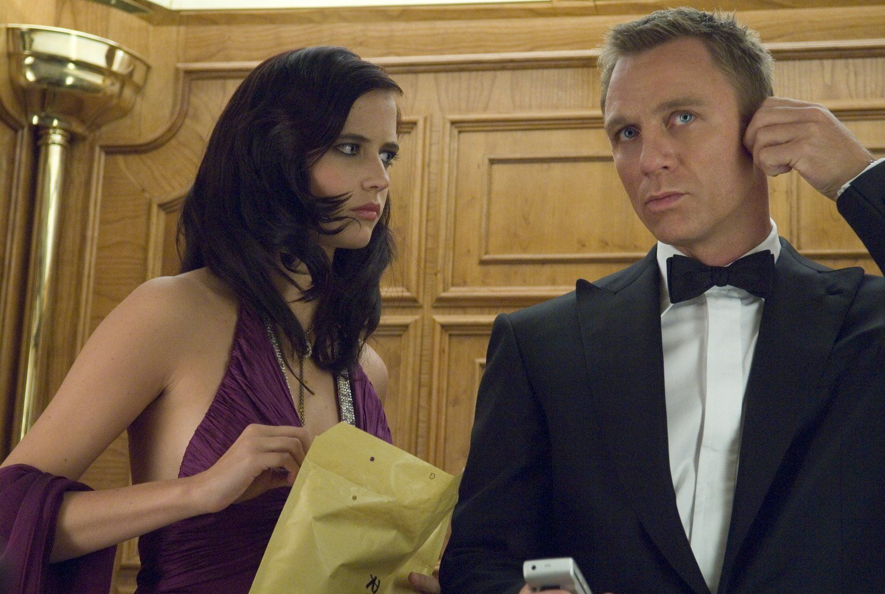 Casino Royale director on mistake in James Bond poker sequence