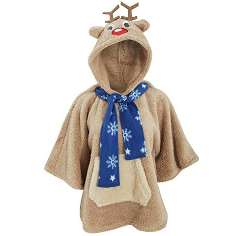 vestaglia poncho renna