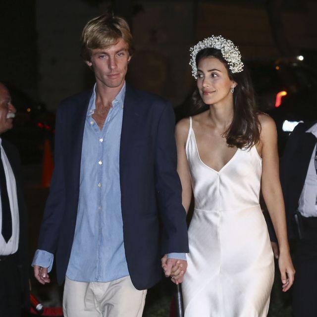vestido de novia de sassa de osma