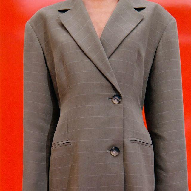 el vestido blazer de marta ortega