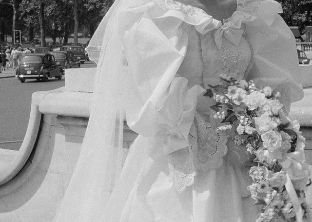 vestido novia viral boda alejandra valero
