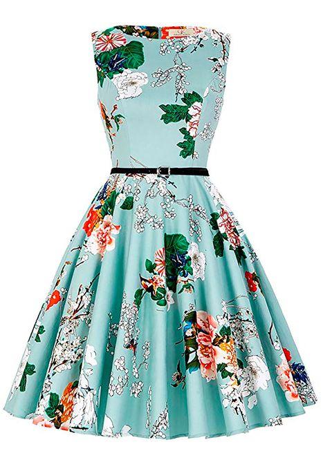 Vestido de Grace Karin de flores