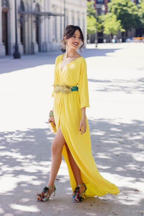 61070b866 La instagramer española con los mejores looks de invitada de boda