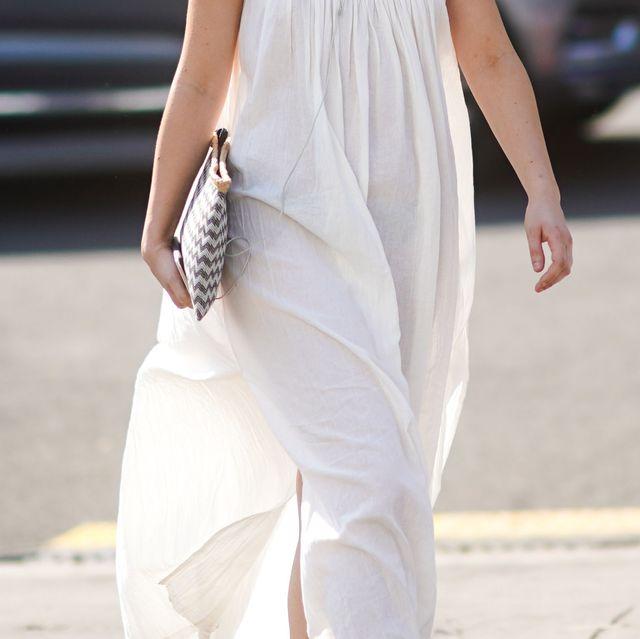 vestido blanco barato