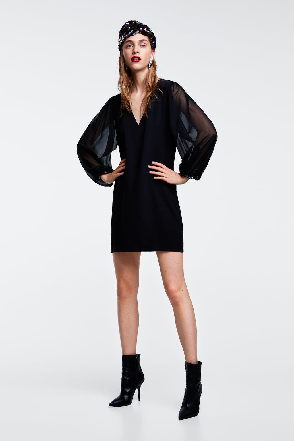 00f7ffe932 Vestidos de invitada por menos de 80€ y que puedes encontrar en Zara